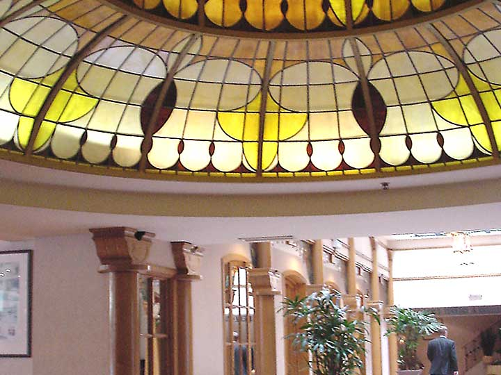 Koepel Victoria Hotel